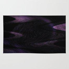 Purple daze 26 Rug