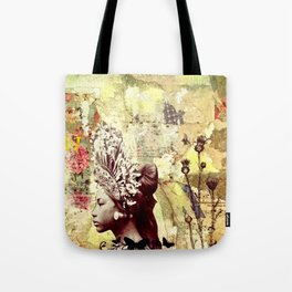 Seeking Serenity Tote Bag