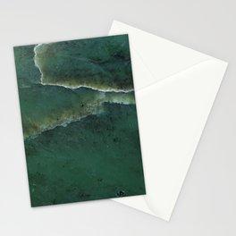 Green pounamu Stationery Cards