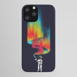 Space vandal iPhone Case