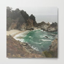 Big Sur - Julia Pfeiffer Metal Print