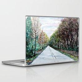 The Colours of Autumn Laptop & iPad Skin