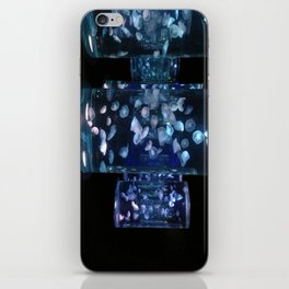 TRAPPED BUBBLES iPhone Skin