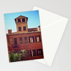 Home is where the Sun is Stationery Cards