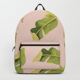 Tropical '17 - Solar [Banana Leaves] Backpack