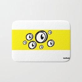 Eyes Bath Mat