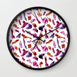 brisures3 Wall Clock