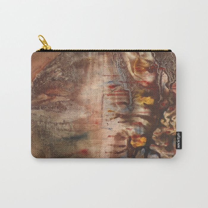 Middle of the Earth Carry-All Pouch