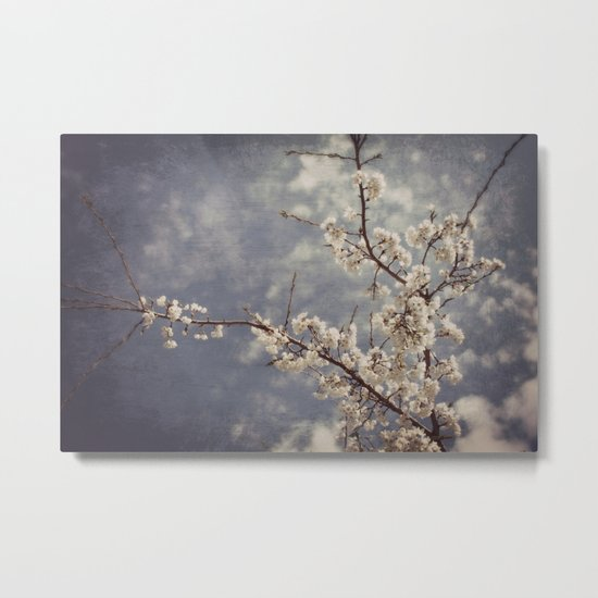 Spring _ liscious Metal Print