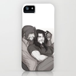 Chillin iPhone Case