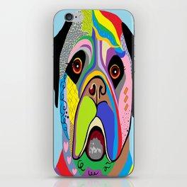 Mastiff iPhone Skin