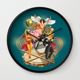 Party Wall Clock