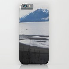 Solitude :: A Lone Kayaker Slim Case iPhone 6s