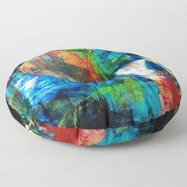 Deep Space Realm Floor Pillow