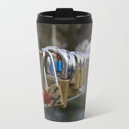 Padlock Travel Mug