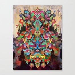 Dæmon [treatment 1] Canvas Print