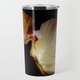 Sun Blooming Cactus Travel Mug