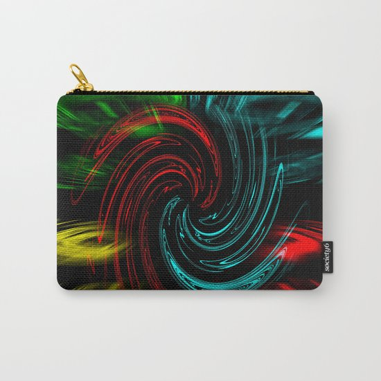 Abstract perfection 47 Carry-All Pouch
