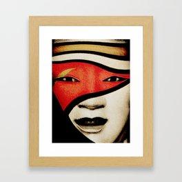 遊び心 (Joker Spirit) Framed Art Print