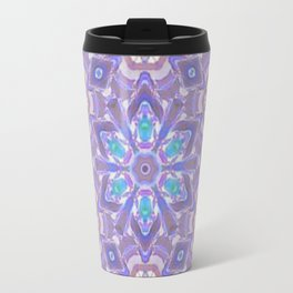 Floating Lotus flowers Travel Mug