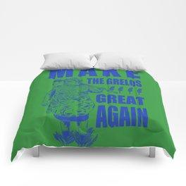TRUMP Costa da Morte Comforters