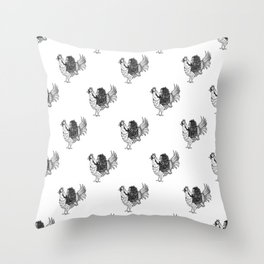 Hans My Hedgehog Throw Pillow
