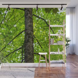 nature arms Wall Mural