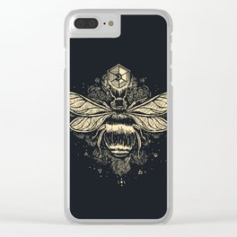 The Birth of Bees Clear iPhone Case