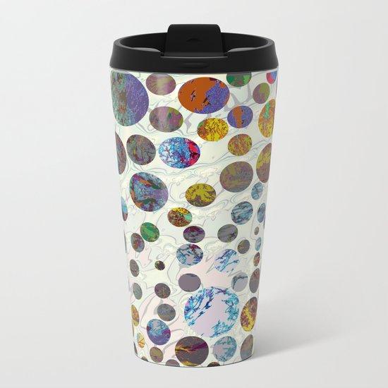 million foreign planets Metal Travel Mug