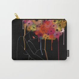 Bloom & Bleed Carry-All Pouch