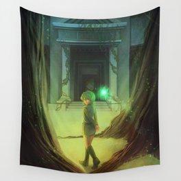 Zelda: Saria Wall Tapestry