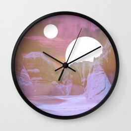 Past life memory #1 Wall Clock