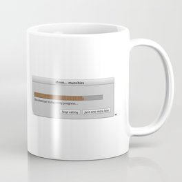 Work in progress bar #8 Coffee Mug