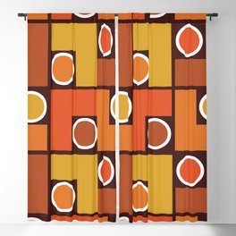 Rebirth Of The 70's No. 136 Blackout Curtain