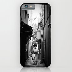 Kiyamachi Geisha, Kyoto iPhone 6s Slim Case