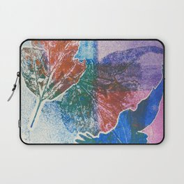 Print Bird & Leaf Laptop Sleeve