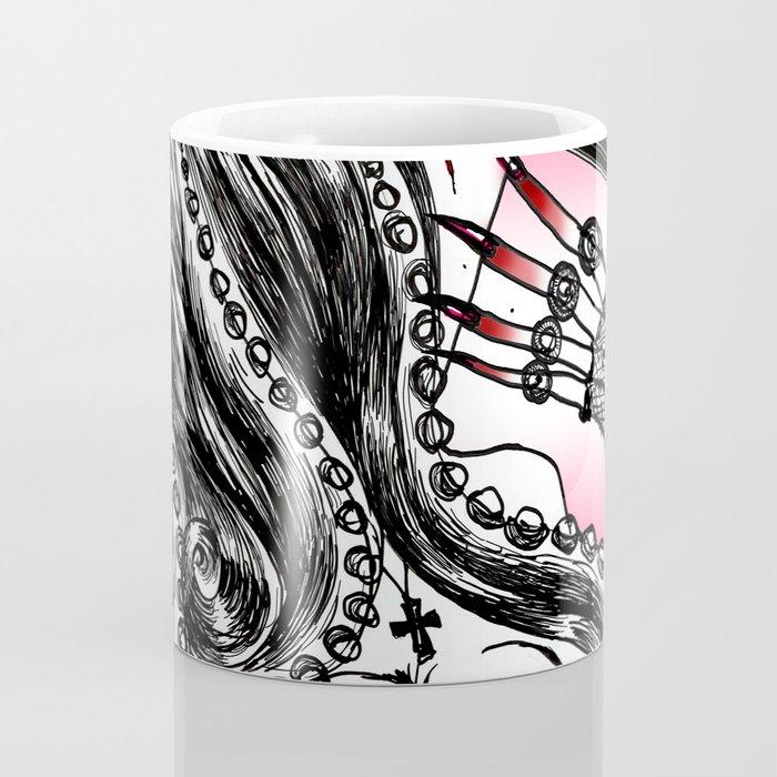 Frankenstein Bride´s Sister Coffee Mug