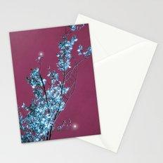 SPRING LIGHTS Stationery Cards