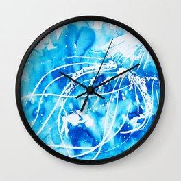 Jelly Embrace Wall Clock