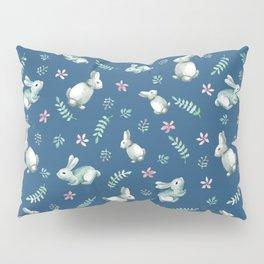 Conejitos en la noche Pillow Sham