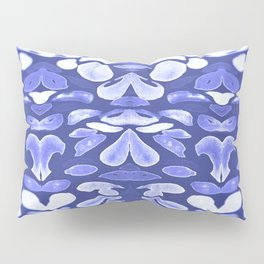 Winter is Coming, Cold Blue Winter Nights Are Coming Pillow Sham