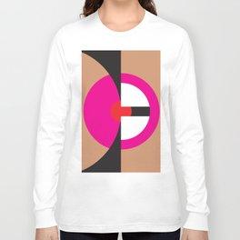 Abstract Pornography #1 (أو: البورنو حسب الشريعة الإسلامية #١) Long Sleeve T-shirt