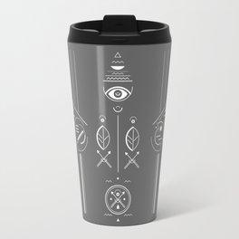 Mystical signs  Travel Mug