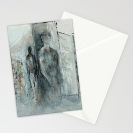 Sentient Figures Stationery Cards
