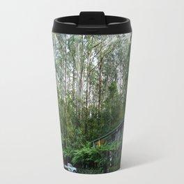 William Ricketts Sanctury, Mount Dandenong, Victoria Travel Mug