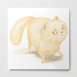cat-c Metal Print