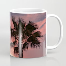 Palm Sunset - 10 Coffee Mug