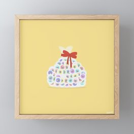 Eye Candy by Brendan Earle Framed Mini Art Print