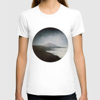 geology T-shirts featuring Mount Teide and dust by UtArt