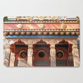 Main entrance tibet decoration ornaments. Cutting Board